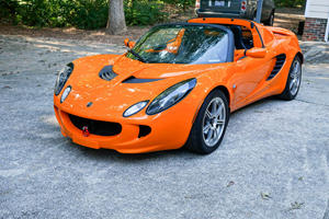 This 2005 Lotus Elise Has A 330 HP Acura Integra Type-S Engine
