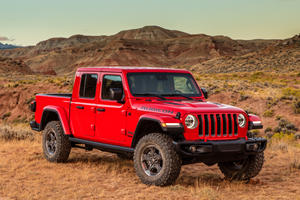 2020 Jeep Gladiator Test Drive Review: The Ultimate Adventure Truck