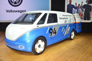 Volkswagen I.D. Buzz Cargo Could Arrive in America