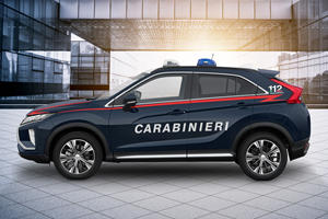Italy's Police Have A Brand New Car