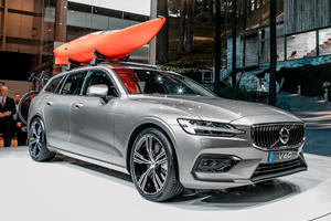 2019 Volvo V60 Is A Sexy Swedish Wagon For Less Than $40,000