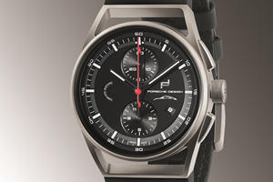 Porsche Reveals Limited Edition Watch For New 911