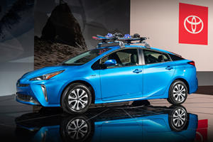 Here's How Much AWD Will Cost On New Toyota Prius