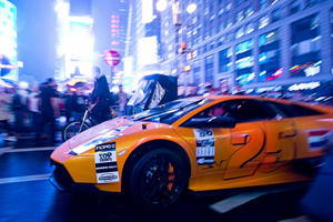 Gumball 3000 2012 Kicks Off in NYC; Chills in Indianapolis