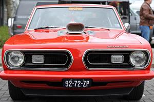 Pony Car Icons, Part 2: Plymouth Barracuda