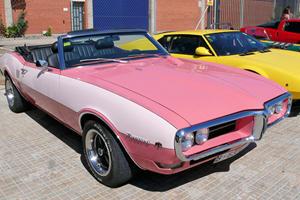 Pony Car Icons, Part 6: Pontiac Firebird