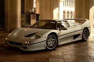 Ferrari F50 And Bandit's Firebird Join Gran Turismo Sport