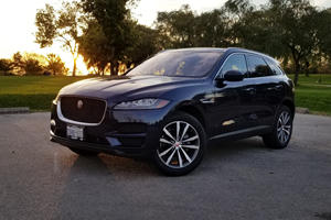2018 Jaguar F-Pace Test Drive Review: Steady As She Goes