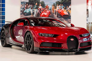 Want A Bugatti Chiron? Here Are Four You Can Buy Right Now