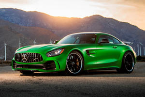 2019 Mercedes-AMG GT R Review: R Is For Rebellious