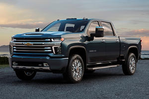 This Is The All-New 2020 Chevrolet Silverado HD High Country
