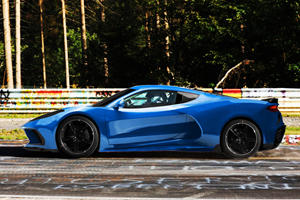 Insider Claims Corvette C8 Will Be Called 'Manta Ray'