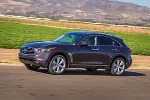 The V8-Powered FX50 Is The Most Unique Car Infiniti Ever Built