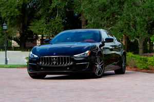 2018 Maserati Ghibli Test Drive Review: Fresh Face With The Heart Of An Angel