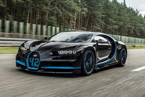 Bugatti CEO Confirms Chiron Will Not Attempt Top Speed Record