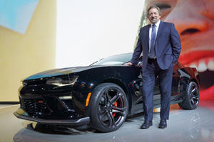 Chevrolet Camaro Chief Engineer Now Working On EVs