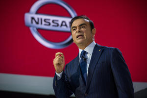 Fired Nissan Chairman Charged For Financial Misconduct