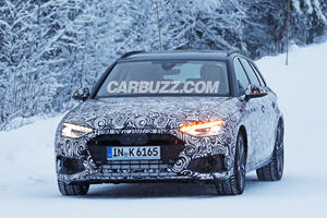 Audi A4 Getting Significant Refresh To Battle BMW 3 Series