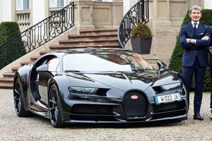 Bugatti Chief Not Convinced By Electric Power