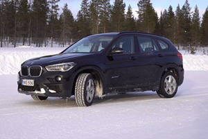 Here's Why Only Fitting Two Winter Tires Is A Terrible Idea