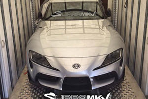 LEAKED: This Is The 2020 Toyota Supra!