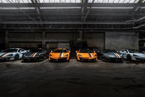 6 Unique McLarens Celebrate Famous Motorsport Victories