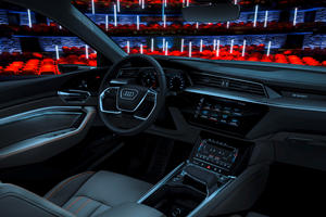 Audi To Preview Future Of In-Car Entertainment At CES