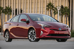 Major Revamp Coming For Toyota Prius
