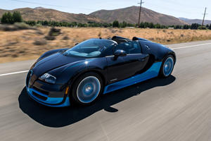 Bugatti Veyron Replacement Parts Are More Expensive Than You Thought