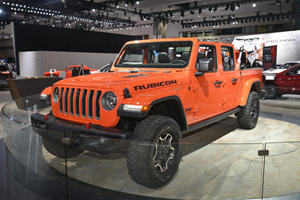 2020 Jeep Gladiator Configurator Throws Up A Few Surprises