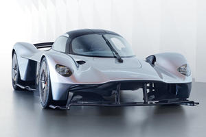 Aston Martin Valkyrie V12 Spawns Three-Cylinder With 250 HP