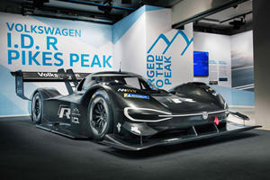 Volkswagen ID.R All-Electric Race Car Isn't Done Smashing Records