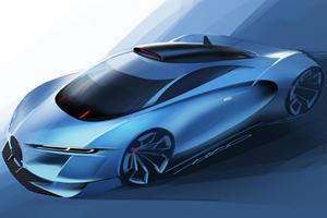 New Bugatti Hypercar Taken To The Extreme