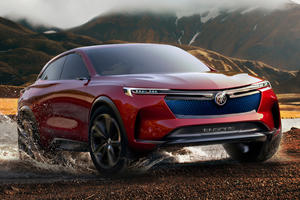 The Buick Enspire Will Take Cadillac XT4 To New Heights