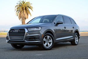 2018 Audi Q7 Test Drive Review: Making Perfect Look Easy