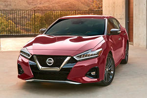2019 Nissan Maxima Gets Price Hike To Go With Facelift
