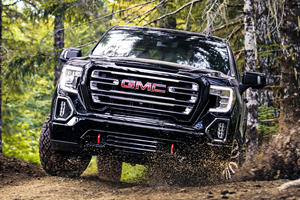 GMC Sierra AT4 Gets New Off-Road Performance Package
