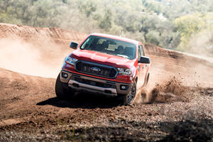 2019 Ford Ranger First Drive Review: The F-150 Gets A Baby Brother