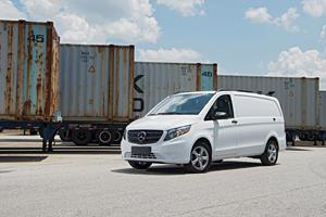Mercedes-Benz Metris Cargo Van