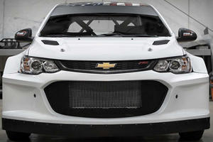 Chevrolet Sonic Fitted With 403-HP Chevy LS3 Engine