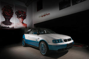 Vilner Create Promotional Audi A3 for ESET