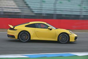 2020 Porsche 911 First Ride Review: Riding Shotgun In The 992