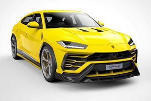 Lamborghini Urus Gets Aggressive New Look