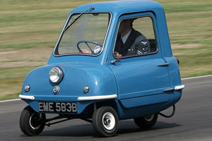 These Are The World's Slowest Cars