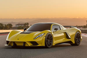 Hennessey Venom F5 Will Be Engineered By Performance Legend