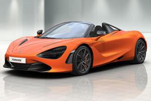 McLaren 720S Spider Configurator Is An Invitation To Dream