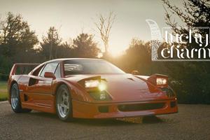 This Ferrari F40 Is So Much More Than A Supercar