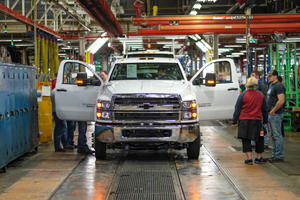 First Ever Medium-Duty Chevy Silverados Heads To Dealers