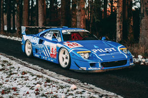 Why This Ferrari F40 LM Is Worth Every Penny Of Its $6 Million Price Tag