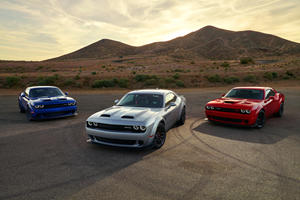 American Sedans Are Dying But The Dodge Challenger Still Goes Strong